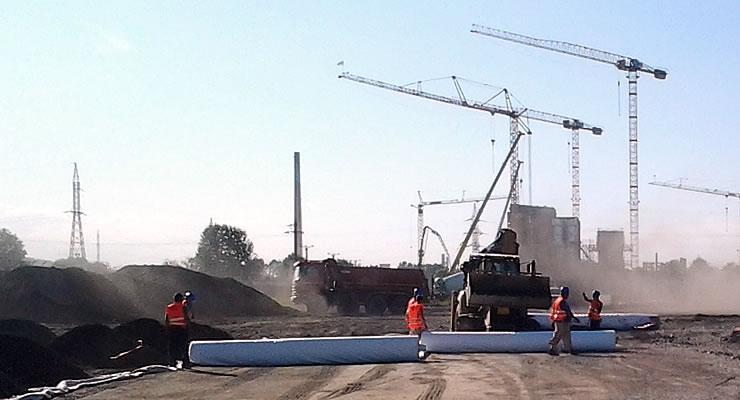 Zona industriala Suceava